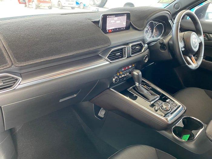 2018 Mazda CX-8 Sport KG Series 4X4 On Demand White