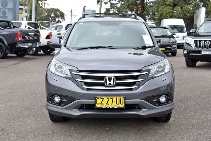 2014 Honda CR-V VTi-L RM MY15 4X4 On Demand Grey