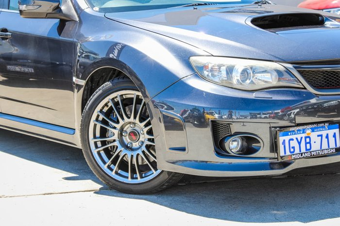 2013 Subaru WRX STI V1 MY15 Four Wheel Drive Grey