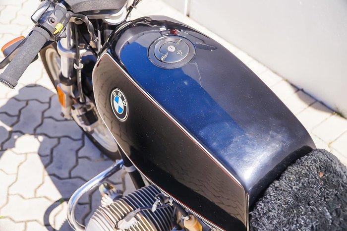 1982 BMW R 65 Black