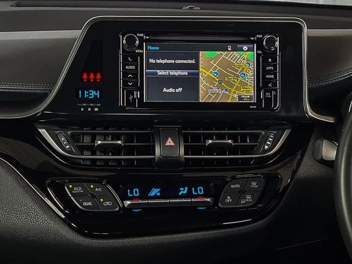 2019 Toyota C-HR NGX10R Blue
