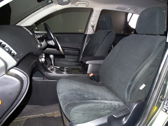 2008 Toyota Kluger KX-R GSU45R Four Wheel Drive Green