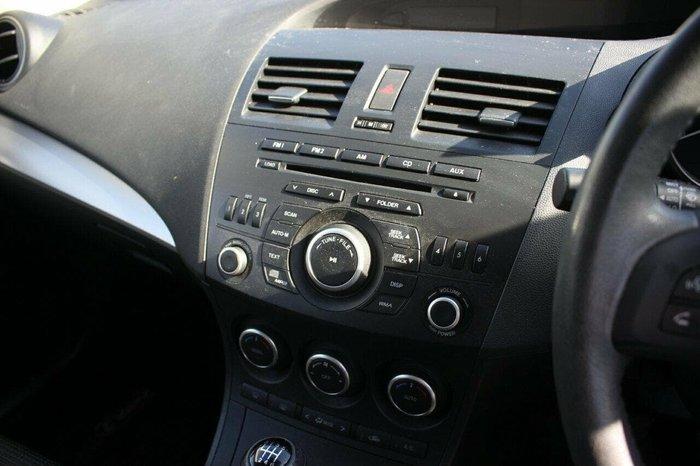 2012 Mazda 3 Maxx Sport BL Series 2 Blue