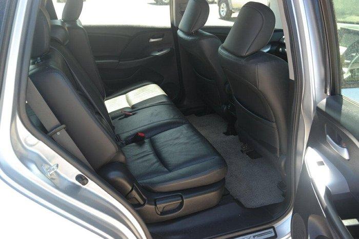 2013 Honda Odyssey Luxury 4th Gen MY13 Silver