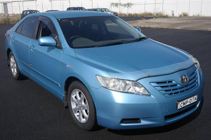 2006 Toyota Camry Altise ACV40R Blue