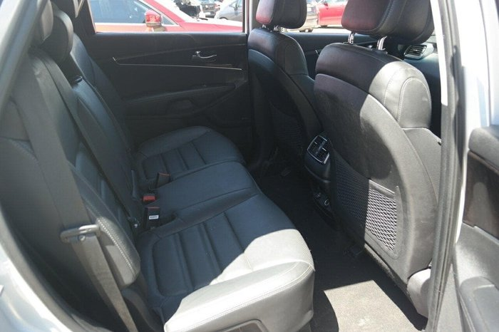 2016 Kia Sorento SLi UM MY16 4X4 On Demand Silver
