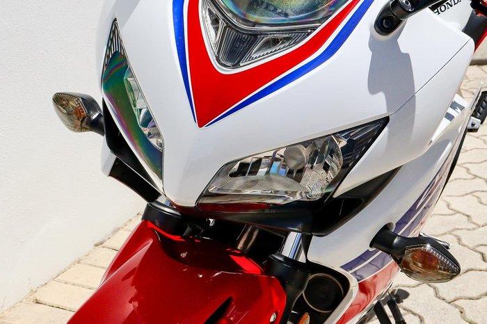 2014 HONDA CBR500R White