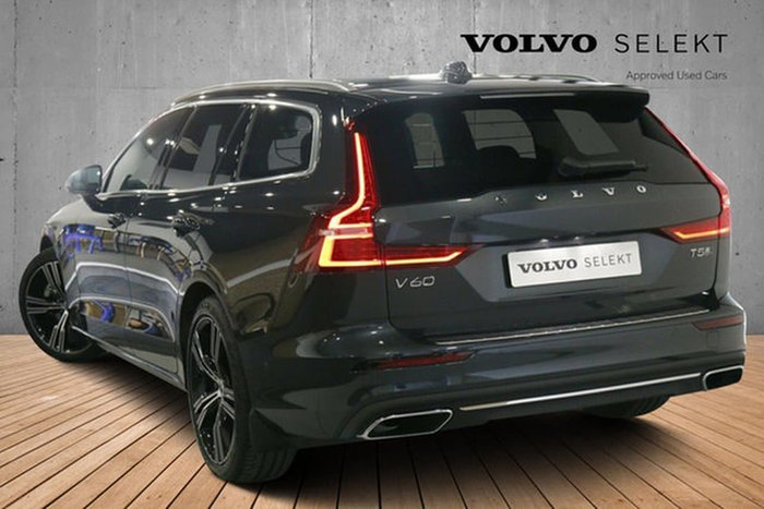 2020 Volvo V60 T5 Inscription MY20 4X4 On Demand Grey