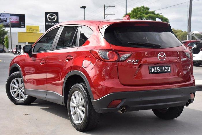 2016 Mazda CX-5 Maxx Sport KE Series 2 4X4 On Demand Red