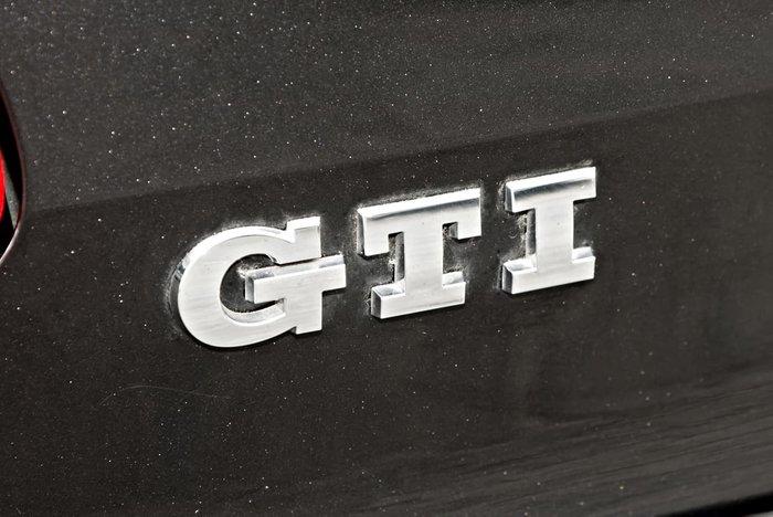 2017 Volkswagen Polo GTI 6R MY17 Black