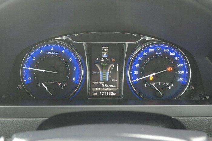 2017 Toyota Camry Atara S ASV50R Black