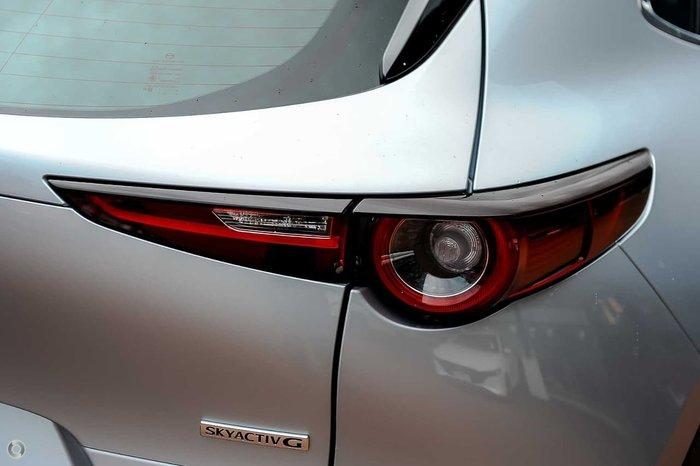2020 Mazda CX-30 G20 Pure DM Series Silver