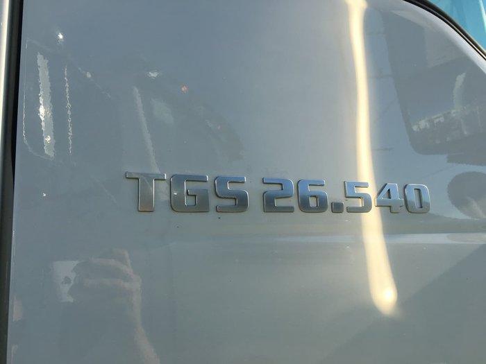2021 MAN TGS 26.540 White