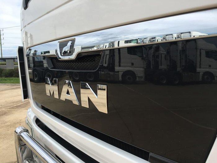 2021 MAN TGX26.640 White