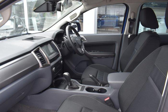 2017 Ford Ranger XLT PX MkII MY18 4X4 Dual Range Blue