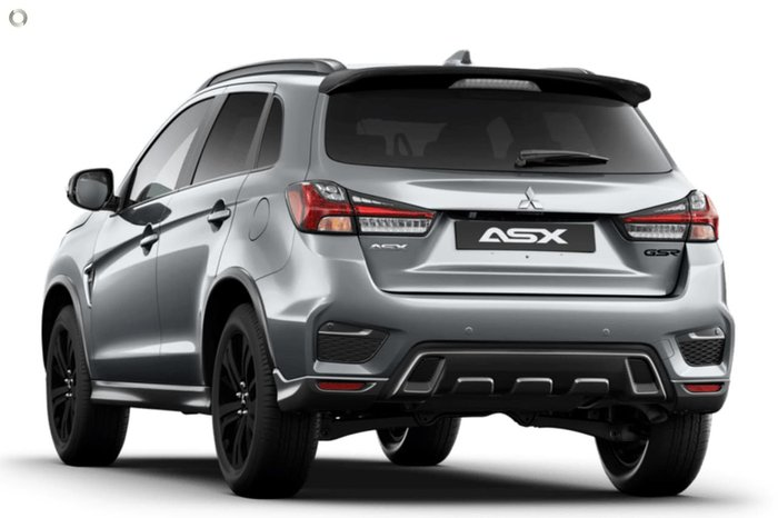 2020 Mitsubishi ASX GSR XD MY21 Silver