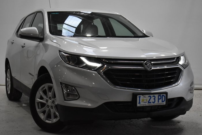 2019 Holden Equinox LS EQ MY18 Nitrate Silver