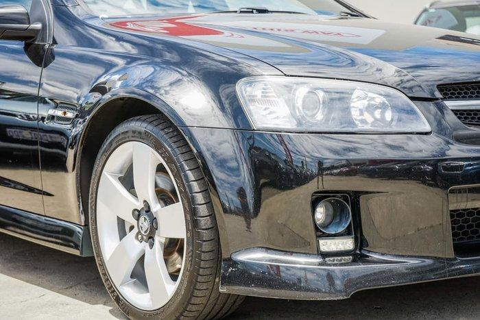 2010 Holden Commodore SS V VE MY10 Black