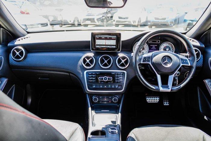 2014 Mercedes-Benz A-Class A180 W176 Black