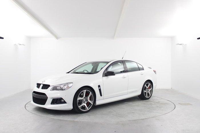 2015 Holden Special Vehicles Clubsport R8 GEN-F MY15 White