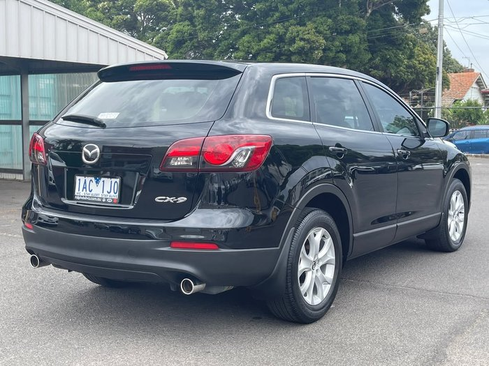 2013 Mazda CX-9 Classic TB Series 5 MY14 Black