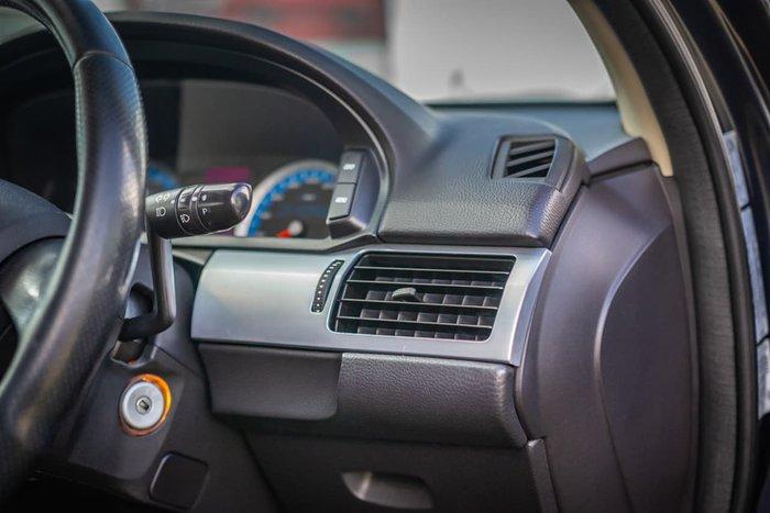 2011 Ford Falcon XR6 Turbo FG Grey
