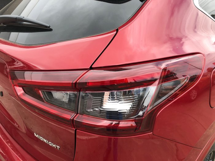2020 Nissan QASHQAI Midnight Edition J11 Series 3 MY20 Magnetic Red