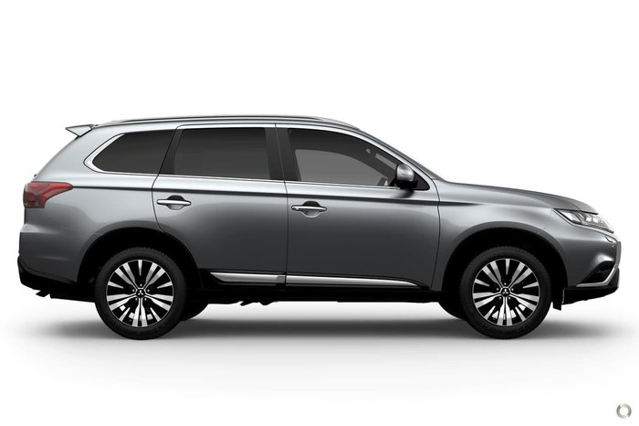 2020 Mitsubishi Outlander Exceed ZL MY21 4X4 On Demand Silver