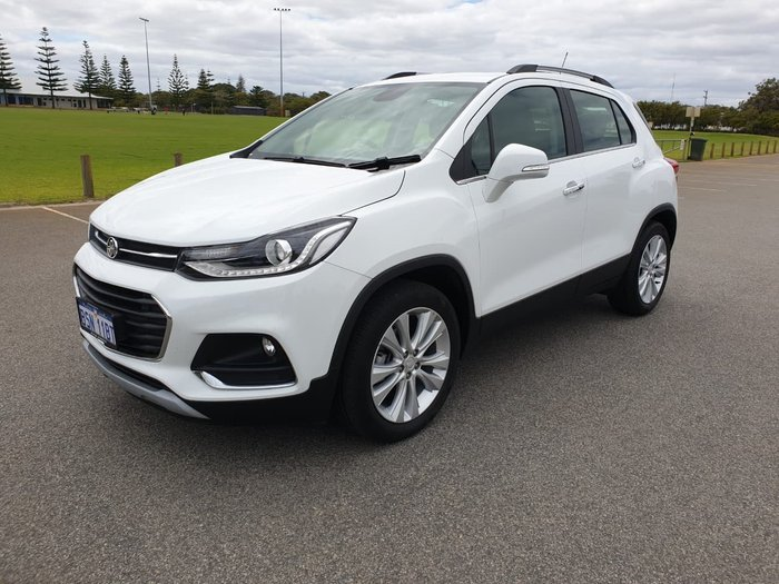 2019 Holden Trax LTZ TJ MY19 White