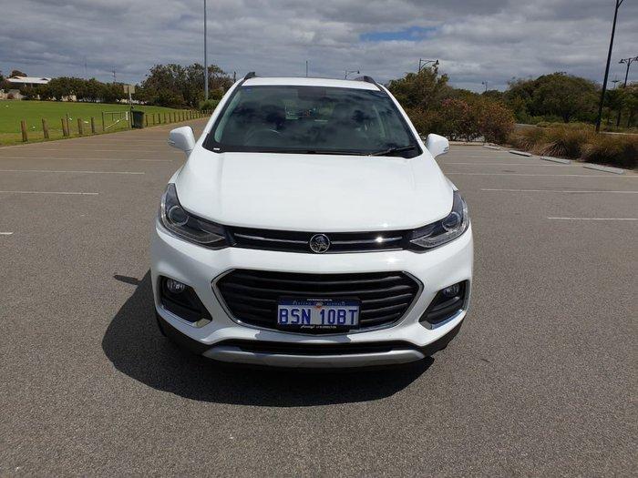 2018 Holden Trax LTZ TJ MY19 White