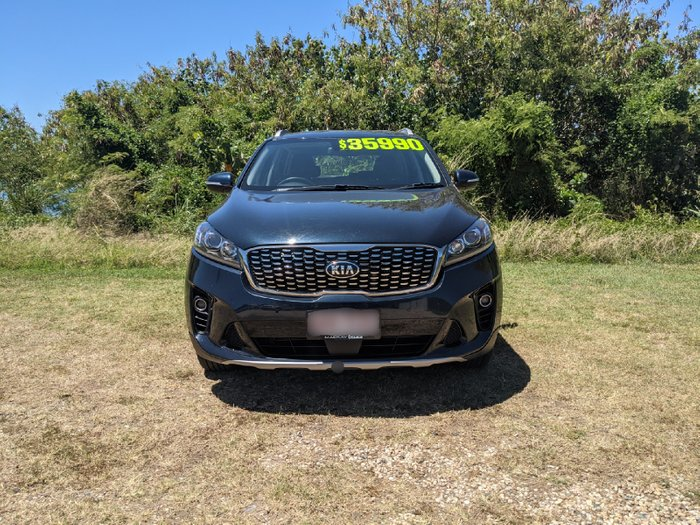 2019 Kia Sorento Si UM MY19 4X4 On Demand GRAVITY BLUE