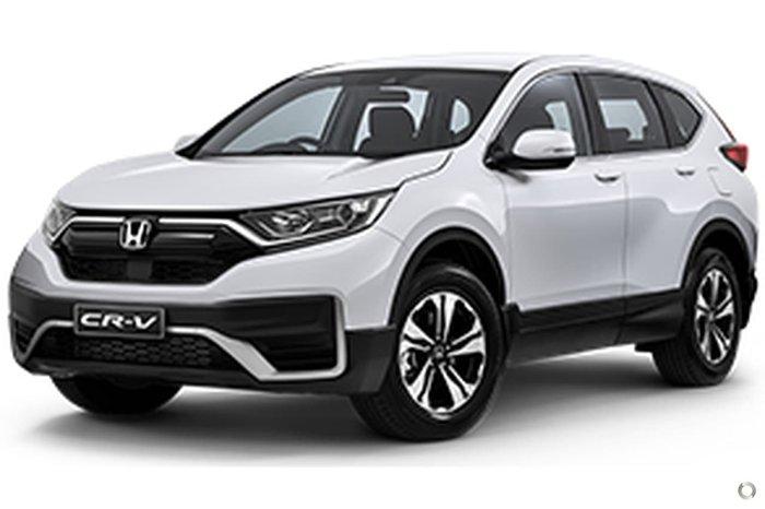 2020 Honda CR-V VTi 7 RW MY21 Platinum White