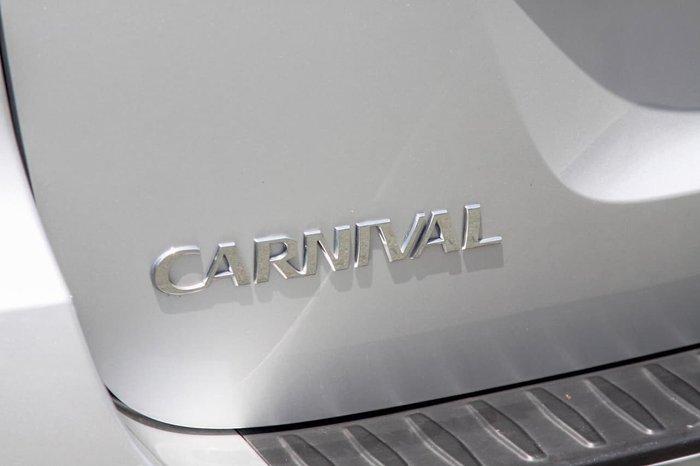 2019 Kia Carnival S YP MY19 Silver