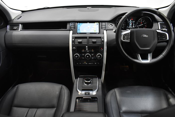 2019 Land Rover Discovery Sport Si4 177kW SE L550 MY19 4X4 Constant Black