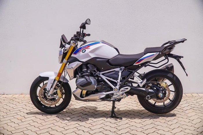2020 BMW R 1250 R HP White