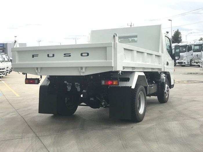 2020 FUSO FEC81CR4SFBC White