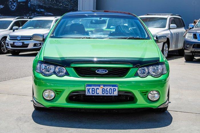 2008 Ford Falcon XR6 BF Mk II Green