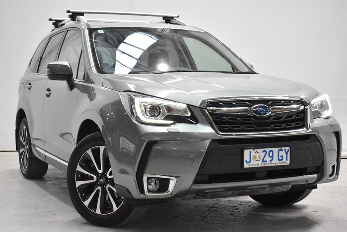 2017 Subaru Forester XT Premium S4 MY18 Four Wheel Drive Jasmine Green