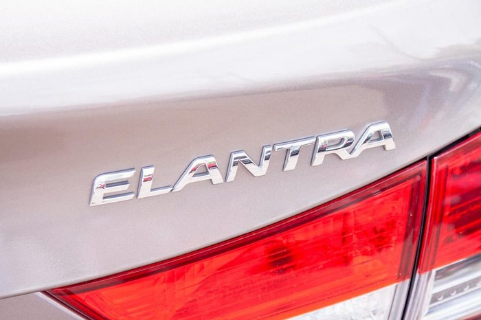 2012 Hyundai Elantra Active MD Bronze