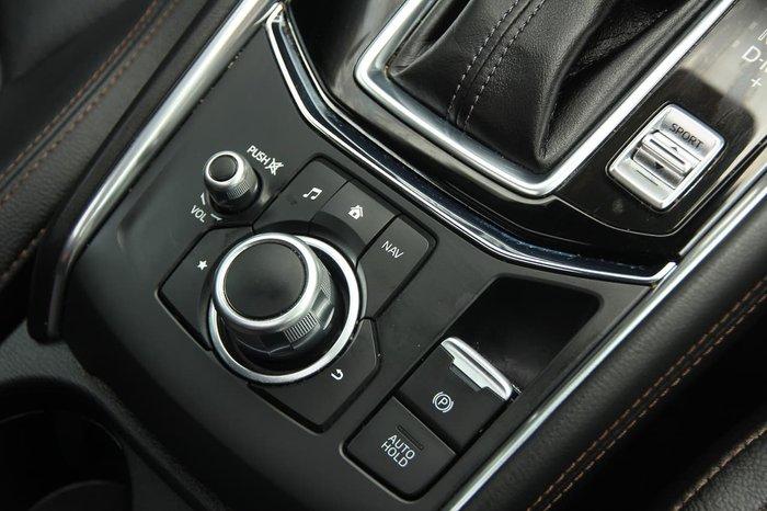 2017 Mazda CX-5 Grand Touring KE Series 2 4X4 On Demand White