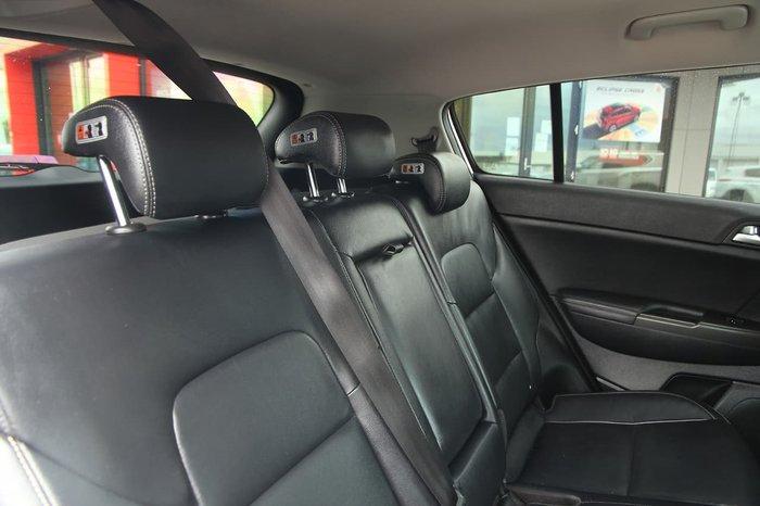 2016 Kia Sportage SLi QL MY16 4X4 On Demand White