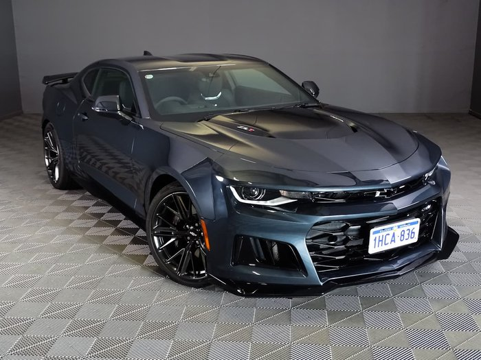 2019 Chevrolet Camaro ZL1 MY19 Grey