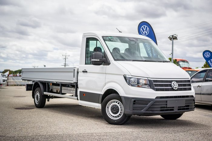 2020 Volkswagen Crafter 35 TDI410 SY1 MY20 Four Wheel Drive White