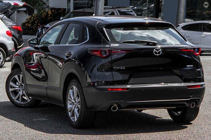 2020 Mazda CX-30 G20 Evolve DM Series Black