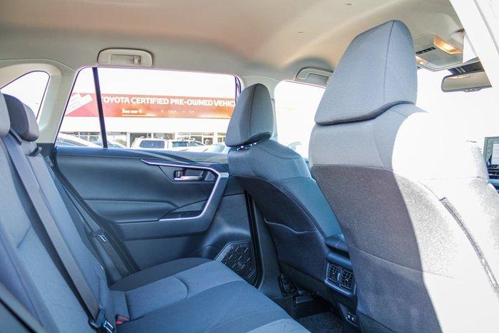 2019 Toyota RAV4 GXL MXAA52R Blue