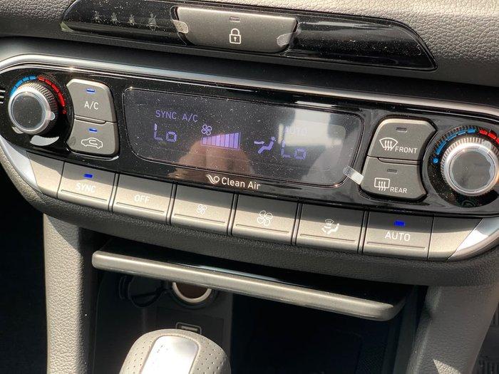 2020 Hyundai i30 N Line Premium PD.V4 MY21 Blue