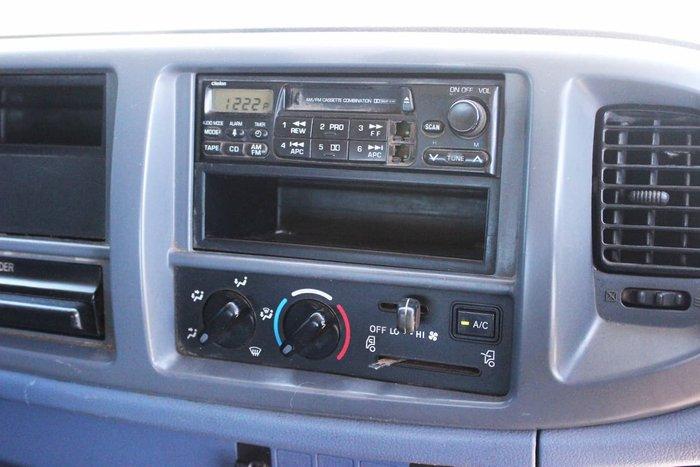 2004 HINO GD1J RANGER White