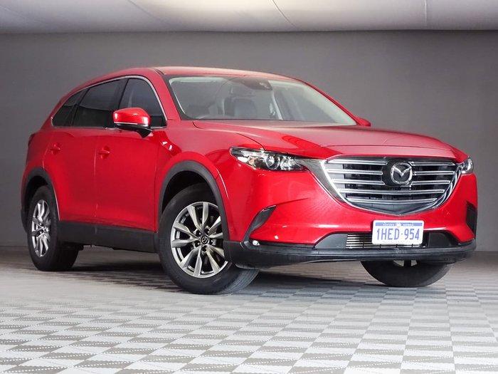2016 Mazda CX-9 Touring TC Red
