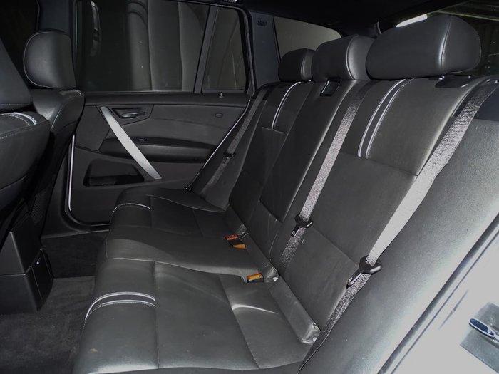 2007 BMW X3 si E83 MY07 Four Wheel Drive Silver