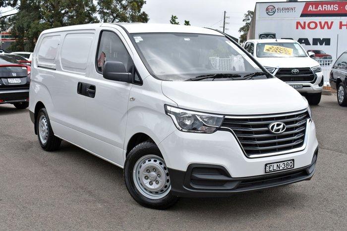2019 Hyundai iLoad TQ4 MY19 Creamy White